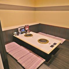 こちらのお席でカップルコースのご利用はいかがですか?2名様からのご利用も可能です。※画像はイメージです。※写真は系列店になります。