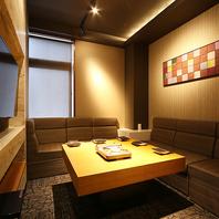 完全個室ご用意。横浜で韓国料理が味わえます。