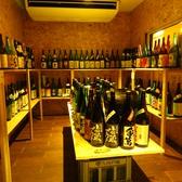 日本酒バー 蔵辺の雰囲気2