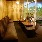 ■ゴルフ個室■(1~10名様)完全個室でゴルフシミュレーター1台あり