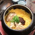 料理メニュー写真鶏と御味噌の炊き込み御飯