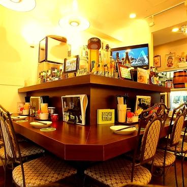 パクチー料理専門店 URA963の雰囲気1