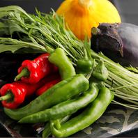 旬を感じる「京野菜」と産地のこだわった「肉」