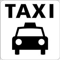 タクシー代金負担します。