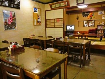 丸一食堂の雰囲気1