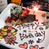 名古屋駅の個室居酒屋で記念日や誕生日にサプライズ!