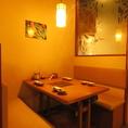 雰囲気の良いお席でのんびりと美味しい食事をお楽しみください。