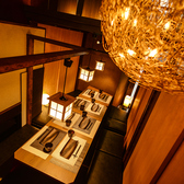 《各種ご宴会いおすすめ-6~8名様-》大宮での各種ご宴会におすすめの個室席。お席のみのご予約も承っておりますのでお気軽にお問い合わせください。