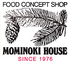 MOMINOKI HOUSEのロゴ