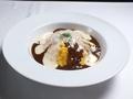 料理メニュー写真北海道クリームオムライス