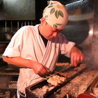 【一串入魂】魂を込めて焼き上げる串料理に舌鼓。