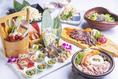 ご宴会コースは全3種。米門人気メニューを選りすぐり!
