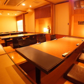 【月亭 本館】最大24名様で利用可能/掘りごたつ個室