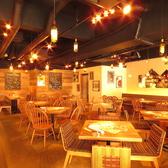イタリアンバル&グリル センバキッチン 南船場本店の雰囲気3