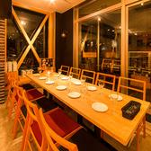 肉バル ビアガーデン Craft Man's Dining 御茶ノ水店の雰囲気3