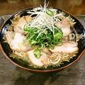 料理メニュー写真ねぎラーメン(白髪ねぎたっぷり)