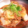 ピリッと辛い麻婆豆腐