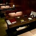 5名様以上でのご予約についてのお願い。テーブルは繋げず離した状態でご利用・且つ、テーブルの間に衝立の設置・大きな声での会話を控えて頂く事・ご飲食中以外、会話される時はマスク着用をして頂く事。他のお客様含め、安全・安心してお食事して頂く為以上のこと守って頂くよよろしくお願いします。柊草店主