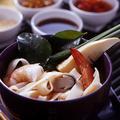 料理メニュー写真定番!トムヤム麺