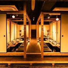 居酒屋 うっとり UTTORI 新宿東口店の雰囲気1