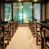 目の前にド迫力のテレビ塔!夜景最高のテーブル個室席!オアシス21の光と水の競演も最高!19名~24名様で貸し切りOK!テーブル個室です★ご予約はお早めに♪
