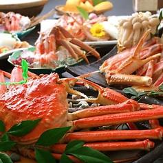 蟹と大間マグロ 三河 難波店の写真
