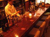 千の朝 大人の隠れ家Barの雰囲気3