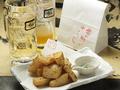 料理メニュー写真・シャカシャカ♪長芋のフライドポテト