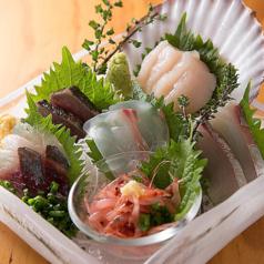 魚売街のおすすめ料理1