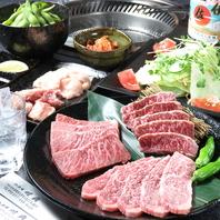 多種多様なお肉を取り揃えております。