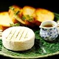 料理メニュー写真まるごとカマンベールチーズ藁焼き