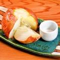 料理メニュー写真丸ごと一個!淡路島 熟成玉葱