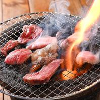 厳選したお肉を自家製のタレでお楽しみ下さい!