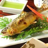 所沢 寿司初のおすすめ料理2