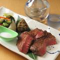 料理メニュー写真仙台名物 厚切り牛タン