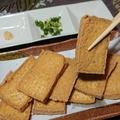料理メニュー写真島豆腐のうす揚げ
