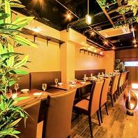 新宿の和食居酒屋を個室でご堪能♪