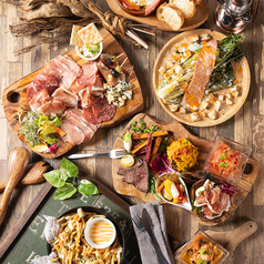 肉とチーズの古民家バル ISHIYAMA MEAT MARCHEのおすすめ料理1