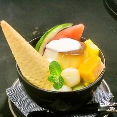 京風パフェ