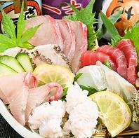 生簀直送の瀬戸内鮮魚!お刺身7種盛り2068円⇒713円
