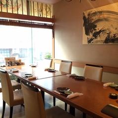 7名テーブル