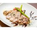 料理メニュー写真霧島豚のグリル バルサミコソースで