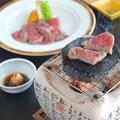料理メニュー写真ヘレの和牛石炙り焼き(単品)