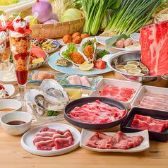 しゃぶしゃぶ かもぎゅうとん 仙台PARCO2店のおすすめ料理1