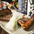料理メニュー写真鮮魚のカマ焼き