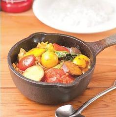 野菜を食べるカレーcamp 新宿ミロード店の写真