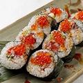 料理メニュー写真源気になる巻き寿司