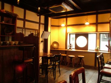 和カフェ もじゃちの雰囲気1