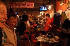 アジアde宴の雰囲気1