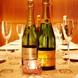 シャンパンを愉しめるご宴会もございます♪